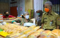 Roti Marmer dan Kisah Bu Basuki Membuat Pak Ganjar Terkesima - JPNN.com