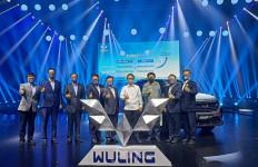 Logo Baru Wuling Perak, Komitmen pada Inovasi Teknologi - JPNN.com