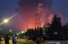 Api Kembali Berkobar di Kilang Minyak Pertamina di Balongan, Ternyata Ini Sebabnya... - JPNN.com