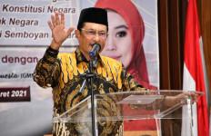 Fadel Tanamkan Jiwa Kewirausahaan kepada Generasi Muda Sumsel - JPNN.com