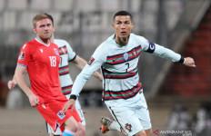 Portugal Sempat Tertinggal, Untung ada Ronaldo, Jota dan Palhinha - JPNN.com
