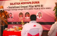 Pak Ganjar Semringah, Salatiga Terpilih jadi Ikon Empat Pilar dan Kota Vanili - JPNN.com