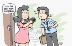 Akibat Istri Suuzan Selalu Periksa Ponsel Suami - JPNN.com