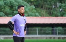 Hamka Hamzah Ungkap Alasan Pamit dari Persita Tangerang - JPNN.com