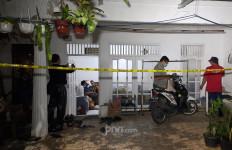 Kondisi Rumah Terduga Teroris Penyerang Mabes Polri - JPNN.com