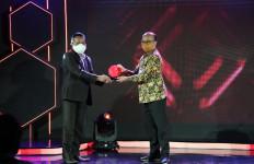 Sukses Meluncurkan ProgramMang Covid, Kemnaker Raih Merdeka Award 2021 - JPNN.com