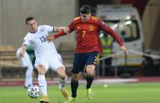 Taklukkan Kosovo, Spanyol Pimpin Klasemen Grup B - JPNN.com