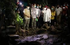 Mensos Tri Rismaharini Turun Langsung ke Lokasi Jembatan Putus di Magetan - JPNN.com