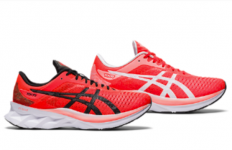 Rangkaian Sepatu Running ASICS Koleksi Sunrise Red Pack - JPNN.com
