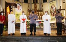 Pastikan Umat Kristiani Aman, Kapolri: Selamat Merayakan Ibadah Paskah - JPNN.com
