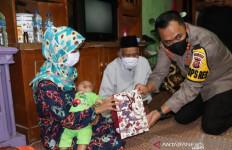 AKBP Lukman Bawa Titipan Presiden Jokowi untuk Istri Terduga Teroris, Menyentuh - JPNN.com