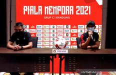 Sempat Tertinggal, Persik Bungkam MU - JPNN.com