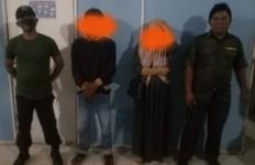 Tepergok Berduaan di Rumah, Pasangan Bukan Muhrim Diamankan Polisi Syariah - JPNN.com