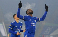 Penyerang Asal Nigeria ini Dikontrak Leicester Hingga 2024 - JPNN.com