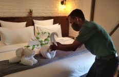 BNSP-LSP Rajawali Hospitality Nusantara Sertifikasi Tenaga Kerja Perhotelan di Bintan - JPNN.com