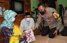 Jokowi Berikan Bantuan Buat Istri Terduga Teroris - JPNN.com
