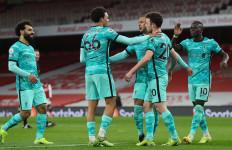 Untung Arsenal Tak Kalah Lebih Telak dari Liverpool - JPNN.com