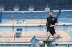 Piala Menpora 2021: Mario Maslac Optimistis PSS Bisa Tundukkan Persebaya - JPNN.com