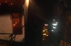 Rumah Megawati di Bekasi Ludes Terbakar - JPNN.com
