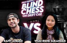 Setelah Main Catur Lawan Raffi Ahmad, GM Irene Kharisma Sukandar Mau Muntah - JPNN.com