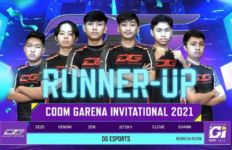Selamat! Indonesia Bawa Pulang Gelar Runner up dari Turnamen CODM - JPNN.com