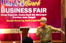Pak Ganjar Dorong UMKM Naik Kelas, Masuk Hotel - JPNN.com