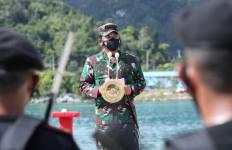 Resmikan Kapal Selam Alugoro-405, Panglima TNI: Ini Bukti Kehebatan Anak Bangsa - JPNN.com