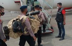 75 Personel Brimob Polda Jatim Berangkat ke NTT, Selamat Bertugas! - JPNN.com