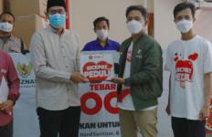 SICepat Ekspres Gandeng Baznas Tebar 1001 Kebaikan Untuk Masjid - JPNN.com