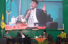 Hadiri Muktamar Pemikiran Dosen PMII, Gus Jazil Beberkan Empat Rumusan Hadapi Indonesia Emas - JPNN.com
