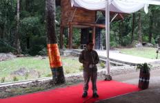 Ini Pesan Penting dari Wamen LHK untuk Para Pendaki Gunung Gede Pangrango, Ingat ya! - JPNN.com