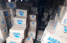 Danone Indonesia Bagikan Ribuan Botol AQUA untuk Bantu Korban Bencana di NTT - JPNN.com