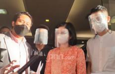 Desiree Tarigan Diperiksa di Polres Metro Jakarta Selatan - JPNN.com