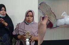 Dua Calon Penumpang Lion Air Diciduk Bawa Sabu-sabu, Disimpan dalam Sepatu, Tuh Lihat - JPNN.com