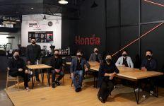 Kafe Kopi Honda Pertama di Dunia Hadir di Senayan - JPNN.com