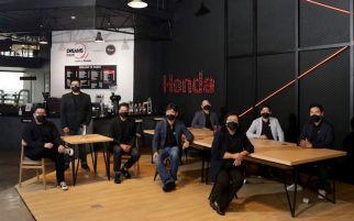 Kafe Kopi Honda Pertama di Dunia Hadir di Senayan