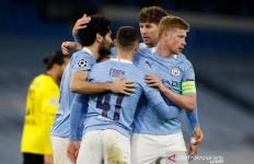 City Tumbangkan Dortmund di Detik-detik Akhir - JPNN.com