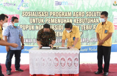 Upaya Petrokimia Gresik Genjot Produksi Tebu di Jawa Timur - JPNN.com