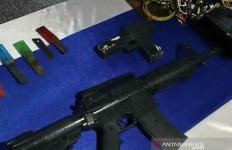 Napi Simpan Senjata Api di Dalam Lapas, Ehhh Ternyata - JPNN.com