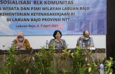 Kemnaker Dorong BLK Komunitas Cetak SDM Siap Kerja di Dalam dan Luar Negeri - JPNN.com