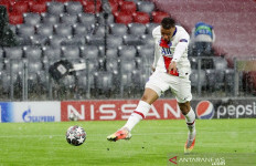 Mbappe Ketagihan Cetak Gol ke Gawang Bayern - JPNN.com