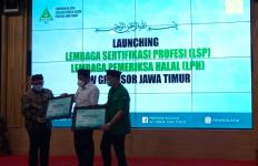 Ansor Launching Lembaga Pemeriksa Halal di Jatim - JPNN.com