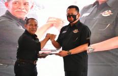 Bamsoet Dikukuhkan Sebagai Ketum Pengurus Besar Keluarga Olahraga Tarung Derajat - JPNN.com