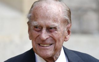 Pangeran Philip Meninggal Dunia pada Usia 99