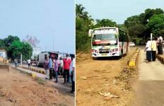 Kesal dengan Pengelola Tol, Warga Desa Ini Bangun Jalan Sendiri - JPNN.com