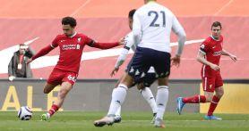Tepuk Tangan! Liverpool Raih Kemenangan Pertama Kandang 2021