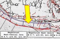 BMKG Ungkap Fakta terkait Gempa Selatan Malang, Lihat Petanya, Waspada - JPNN.com