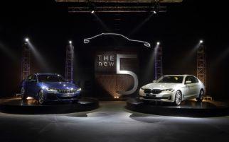 BMW Seri 5 Rakitan Indonesia Mengaspal, Berikut Harga dan Spesifikasinya