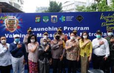 Kapolda Metro Jaya: Vaksinasi Massal Digelar Selama 6 Bulan - JPNN.com