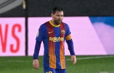 Puasa Gol Messi Panjang Banget, Terlama Sepanjang Kariernya - JPNN.com